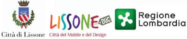 Logghi:Città di Lissone - Lissone Duc - Regione Lombardia