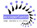 Logo accaparlante coop.sociale a r.l. onlus