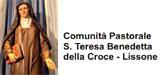 Logo Comunità Pastorale S.Teresa Benedetta della Croce - Lissone