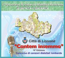 Miniaturizzazione Logo Concorso Dialettali Lombarde di Monza e Brianza 2010
