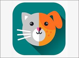 "logo App ""Zampa a Zampa"""