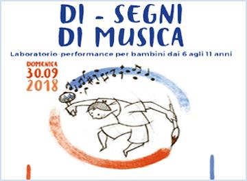 DI-SEGNI DI MUSICA particolare locandina laboratori