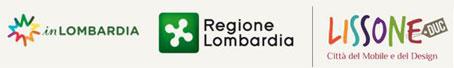 loghi InLombardia - Regione Lombardia - Lissone DUC
