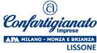 Logo Confartigianato Imprese - APA Milano - Monza e Brianza - Sez. Lissone