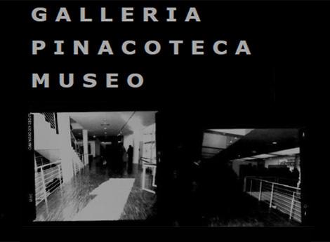 Icona porzione di copertina GALLERIA PINACOTECA MUSEO di A. Zanchetta
