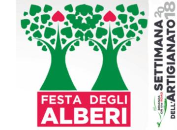 icona Festa degli ALBERI - settimana dell'Artigianato 2018