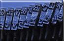 Immagine caratteri