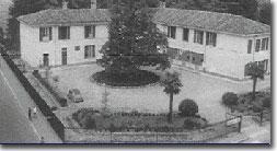 Foto storica vecchio municipio