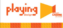 Logo PLAYING DESIGN