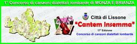 Miniturizzazione locandina Cantem Insemma edizione 2009