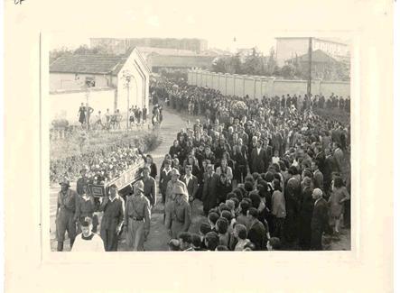 Funerali Partigiani