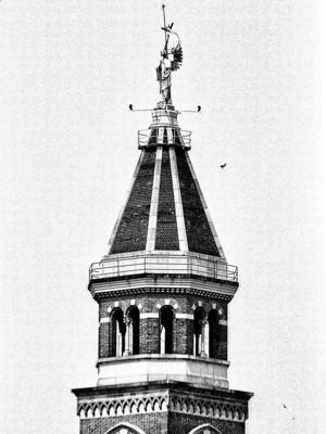 Angelo del campanile - Lissone 2006