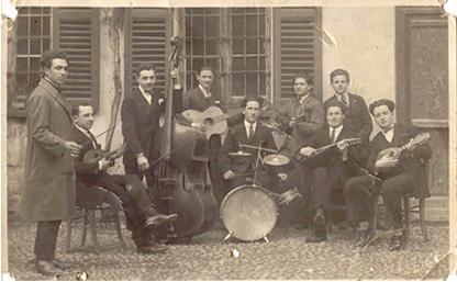 Gruppo Musicale.