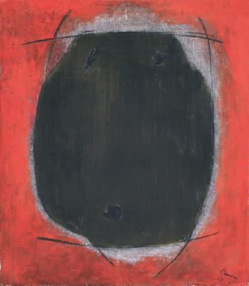 Mario Davico, La riva silenziosa n.1, - IX Premio Lissone, 1955