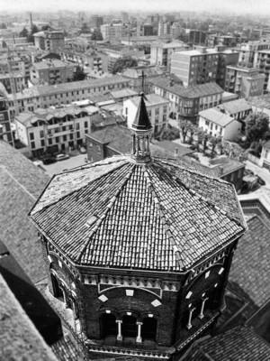 Cupola Chiesa Prepositurale - Lissone 2006