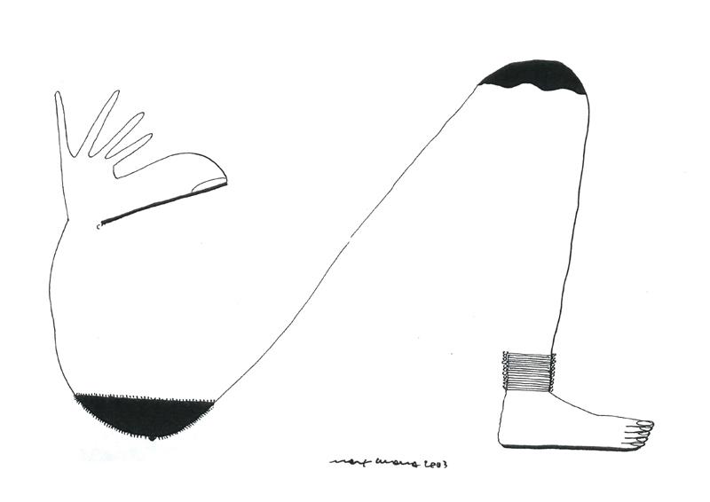 Max Marra, Noi e gli altri, 2018 - edizione limitata di 28 t.m. su carta (tavola n.12)