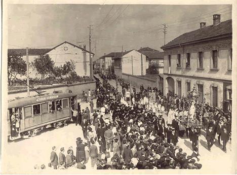 Processione in Via S.Rocco
