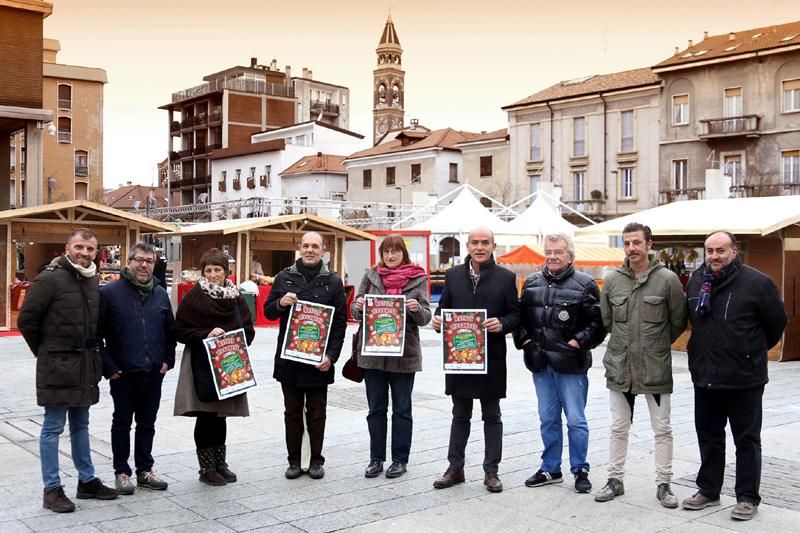 Le casette piazza Libertà