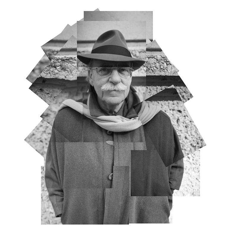 Ri_Tratti Somatici - Ugo La Pietra fotografato da Max Falsetta Spina