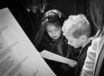 Audizione bambini