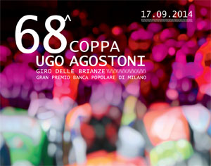 "Frammento copertina ""68^ COPPA UGO AGOSTONI"