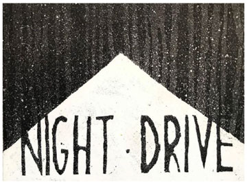 grafica NIGHT DRIVE