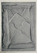 XVARNAH LANDSCAPE 2010 oilbar on paper 136 x 98 cm