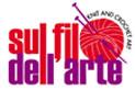 logo Sul filo dell'arte -Knit and crochet art