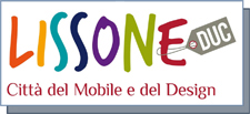 logo DUC Lissone Città del Mobile e del Design