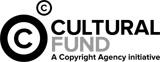 logo CULTURAL FUND A copyrighi Agency initative