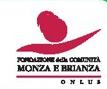 Logo Fondazione della Comunità Monza e Brianza Onlus