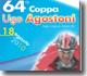"Frammento copertina ""64^ COPPA UGO AGOSTONI"