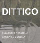 DITTICO  -  GUGLIELMO CASTELLI  GIUSEPPE GONELLA