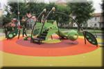 """Galleria Fotografica:Inaugurazione parco giochi """"Liberi tutti"""""""