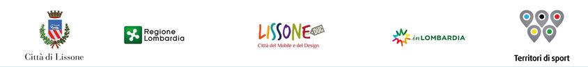 loghi  Città di Lissone - Regione Lombardia - Lissone DUC - in LOMBARDIA - Territori di sport