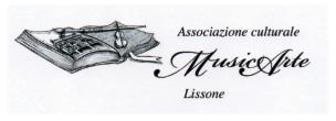 logo associazione culturale musicarte