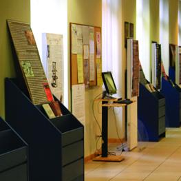 icona Gallery Mostra Dal papiro alla digitalizzazione