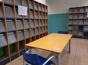 Immagine Sala Biblioteca