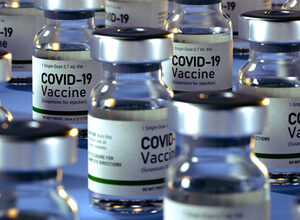 Immagine flaconi vaccini anti-covid