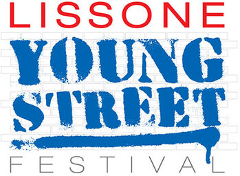 Logo Lissone Young street festival