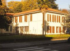 L'edificio visto da sud-est