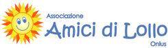 Logo Associazione Amici di Lollo Onlus