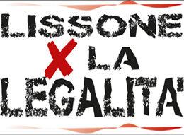 logo Lissone x la Legalità