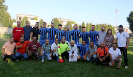 FINALE TORNEO CALCIO INTERCULTURALE 2018