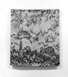 Maurizio Donzelli, Etcetera, 2000, arazzo, 164 x 137 cm.